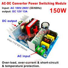 150W AC-DC Converter Power Module AC 110V 220V 230V 240V to DC 12V 13A Over-load