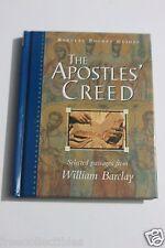 The Apostles' Creed Pocket Guide William Barclay (WJK or, JHP) + FREE BONUS
