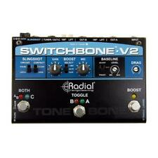 Radial Engineering Switchbone V2 Amp Selector & Boost Pedal