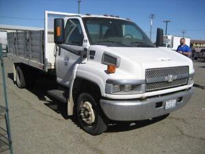Chevy C4500 Dump Truck