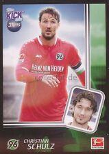 Match Attax 15/16 - A8 - Christian SCHULZ - Kick Karten