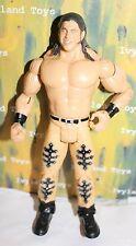 WWE Johnny Nitro Ruthless Aggression Jakks Action Figure Morrison MNM John