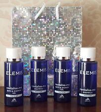 ELEMIS Time To Spa 2 x 30 ml Shampoo 2 x 30 ml Bath & Shower Gel Silver Gift Bag