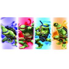 Teenage Mutant Ninja Turtles Iron On Transfers Patches Craft Embellishments