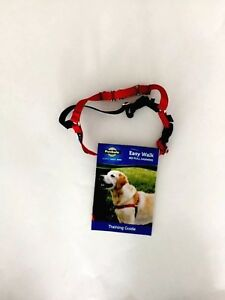 PetSafe/Premier Pet Easy Walk No Pull Harness Small Red/Black  Pre-Owned