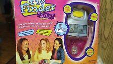 Electronic Fib Finder Game Open Box 2003 Pressman Extreme Talks Friends Truth
