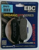 Yamaha X-Max X-city Majesty 125 250 EBC REAR Organic Disc Brake Pads SFA275