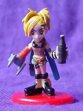 "FINAL FANTASY X RIKKU / 2"" 5cm PVC FIGURE Coca Cola Japan / UK Despatch"