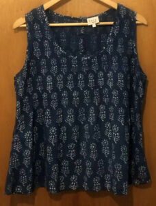 East with Fabindia - Ladies Top - Size L
