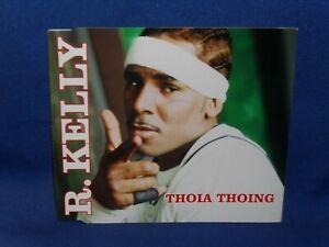 R KELLY THOIA THOING - RARE AUSTRALIAN CD SINGLE NM