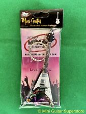 Jimi Hendrix - Flying V Key Chain