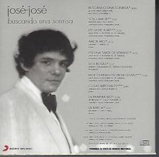 rare POP BALADA CD slip JOSE JOSE buscando una sonrisa SOLO AMOR llegaste a mi
