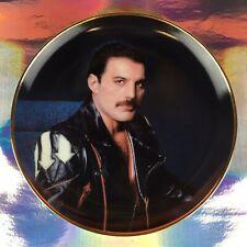 Freddie Mercury (Queen) 'Hot Space' Danbury Plate + COA - Rare