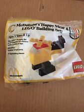 McDonald's Happy Meal Toy Lego Helicopter