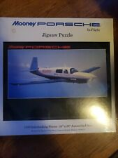 Mooney PORCHE In Flight 1200 pcs Jigsaw Puzzle Sportys Pilot Shop