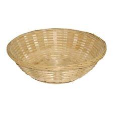 Wicker Round Traditional Decorative Baskets