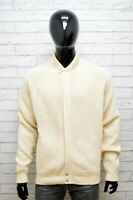 Cardigan Uomo Ralph Lauren Taglia XXL Slim Maglione Pullover Lana Pull Sweater