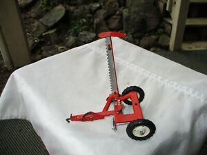 Vintage Tru-Scale Sickle Bar Hay Mower 1/16 Scale