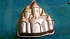 Wilton Enchanted Castle Aluminum Cake Pan #2105-2031 Baking Cooking