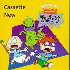 A Live Adventure by Rugrats (cassette) New & Saeled