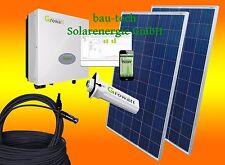 2000 Watt Photovoltaikanlage Komplett Set, Plug & Play für die Steckdose
