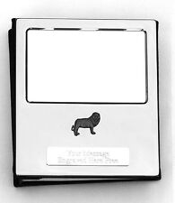 More details for lion design silver personalised photo album free engraving 100 photos 222