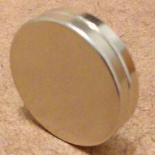 2 N45 Neodymium Cylindrical (7/8 x 1/16) inch Cylinder/Disc Magnets.