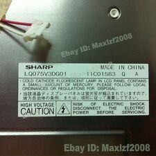 LCD DISPLAY SCHERMO PANNELLO PER SHARP lq075v3dg01 640 * 480