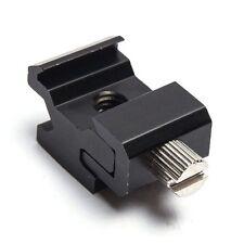 Bracket Adapter Accessories Cold Shoe 1/4 Hexagonal Screw Flash Mount Hot Shoe