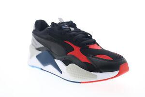 Puma BMW MMS RS-X3 30649802 Mens Black Motorsport Sneakers Shoes 7.5