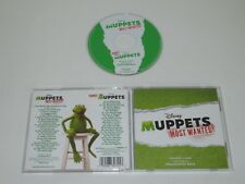 Muppets Most Wanted/SOUNDTRACK/Christophe Beck (Disney d002018902) CD Album