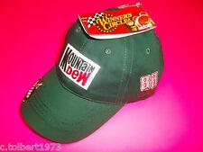 DALE EARNHARDT JR # 88 MOUNTAIN DEW / AMP ENERGY NASCAR WINNER CIRCLE HAT  H 1