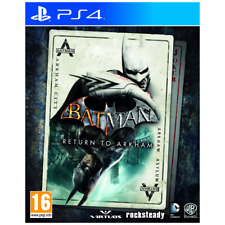JUEGO PS4 BATMAN RETURN TO ARKHAM PS4 VERSION REINO UNIDO 6121984
