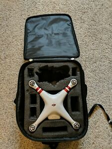 DJI Phantom 3 Standard Quadcopter Drone with carry case and genuine DJI battery!