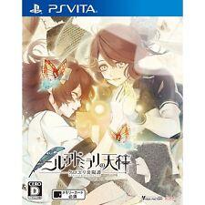 Nil Admirari no Tenbin Teito Kuroyuri  PS Vita SONY PLAYSTATION JAPANESE Version