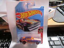 71 Mustang Funny Car #57 Flames 2019 Hot Wheels Case C