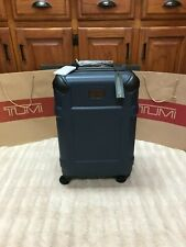 New TUMI Fremont Winslow International Carry-On in Blue color