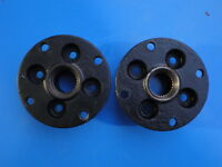 """CLASSIC ROVER AUSTIN MINI DISC TYPE DRIVE FLANGES-8.4""""-COOPER-SPI-MPI-BUGGY-1275"""