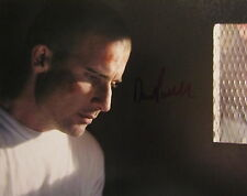 DOMINIC PURCELL  AUTOGRAPHED 8X10 PHOTO w/COA PRISON BREAK LINCOLN BURROW