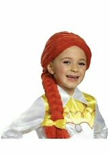 Toy Story 4 Jessie Red Hair Wig Child Halloween Costume Dress Up Accessory