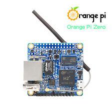 Orange Pi Zero 512MB H2 PC Compatible Android Ubuntu WiFi SBC Replace Raspberry