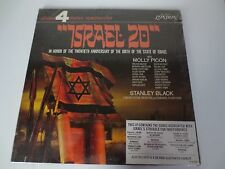 STANLEY BLACK~Israel 20~London PHASE 4~Factory Sealed Vinyl LP+Booklet SP-44120