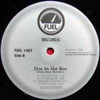 """Doc In The Box - Seven Steps (Remixes) (12"""") Vinyl Schallplatte - 26272"""