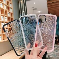 Para IPHONE 11 pro XS Max XR X 8 7 Plus 6S Cristal Purpurina Claro Funda Blanda