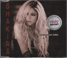 Shakira - Underneath Your Clothes (Australian Cd Single)