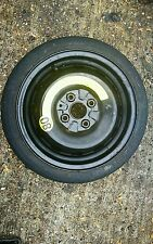 "PEUGEOT 108 2014-2017 SPACE SAVER 14"" SPARE WHEEL & TYRE FAST AND FREE POSTAGE"