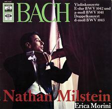 6 LP LOT Violin BACH Milstein Krstic Kolundzija Sonata Partita LECLAIR TARTINI