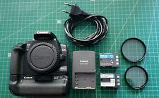 Camara reflex CANON EOS 400D DIGITAL + Mango Grip BG-E3 BGE3