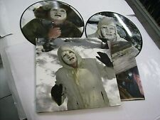 "DEATH IN JUNE - THE SNOW BUNKER TAPES - 2X10"" PICTURE DISC VINYL BRAND NEW 2013"