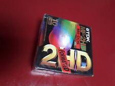 Boite de 10 Disquettes Neuves TDK MF-2HD, Formatted MS-DOS, IBM PS-2 compatible